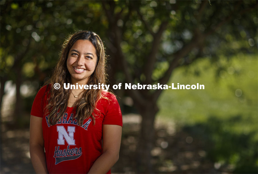 Saisha Adhikari Husker Dialogues. Husker Dialogues is designed to introduce first-year students to tools they can use to engage in meaningful conversations to help create an inclusive Husker community. August 19, 2020. Photo by Craig Chandler / University Communication.