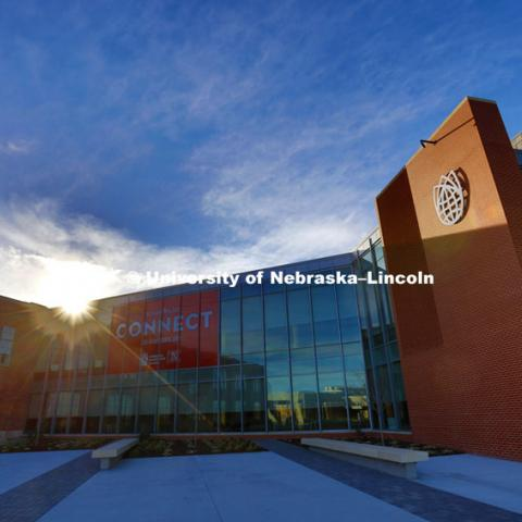 Nebraska Innovation Campus. December 7, 2015. Photo by Craig Chandler / University Communications