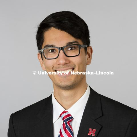 Jackson Wu-Pong. Office of Admissions portraits. February 11, 2016. Photo by Craig Chandler / University Communications