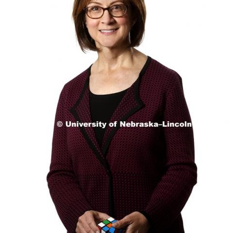 Tammy Beck, Associate Professor, Management, Associate Dean, College of Business Administration, University of Nebraska-Lincoln. December 12. 2016. Photo by Craig Chandler / University Communication.