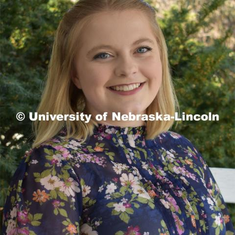 Kathryn Bagniewski is from Rochester, Minnesota and graduated from the University of Nebraska– Lincoln in May 2019 with an Agricultural and Environmental Sciences major and an International Agricultural and Natural Resources minor. Strategic Discussions for Nebraska student writers. April 4, 2019. Photo by Greg Nathan / University Communication.