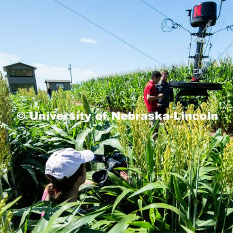 Frank Bai is interviewed by Dave Lee, Producer/Video Journalist from BBC News