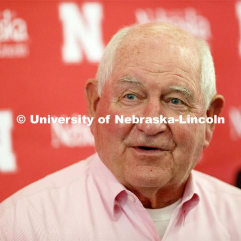 United States Secretary of Agriculture Sonny Perdue at Nebraska Agricultural Innovation Panel at Nebraska Innovation Campus. September 4, 2020. Photo by Craig Chandler / University Communication.
